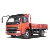 Dongfeng 125HP camion de 6 tonnes de marchandises légères avec moteur Cummins