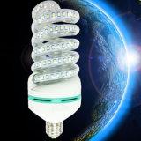 lampada economizzatrice d'energia dell'indicatore luminoso LED del cereale di spirale di alto potere 5W