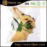 Пластиковый пищевой категории замороженные вакуумное уплотнение морепродукты Упаковка Мешки и прозрачный пластиковый вакуума продовольственной