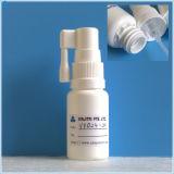 Дозированный поток мощности дозы устные горла актуальные насос для опрыскивания с пластиковой бутылки для фармацевтической упаковки