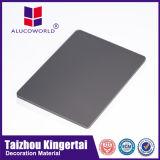 Precio decorativo China del material de construcción del panel de emparedado de Alucoworld ACP