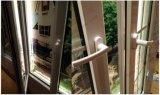 Finestra insonorizzata della stoffa per tendine dell'arco di PVC/UPVC (BHP-CWA17)