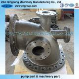 CNC части CNC частей CNC филируя подвергая механической обработке разделяет клапан