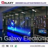 P5-8 Hot-Selling pleine couleur transparente Affichage LED de publicité commerciale