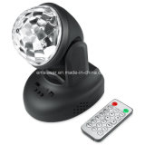 Новый мини RGB Moving Head Beam Light LED Magic Ball Light DJ Light