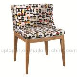 Presidenza di legno moderna della mobilia del ristorante con gomma piuma modellata (SP-EC820)