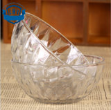 Бессвинцовый стеклянный кристаллический шар стекла диаманта салата