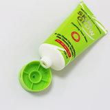 装飾的なパッキングのためのOEMのプラスチック管のクリーム色の包装