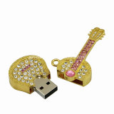 Joyas USB Flash Drive Memory Stick guitarra USB Pendrive