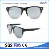 2017 Großhandelsform-Unisexspiegel-Sonnenbrillen