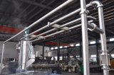 탄소 검정 알갱이로 만들기를 위한 플라스틱 처리 기계