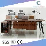 Muebles modernos Metal Madera Ejecutiva Mesa de oficina