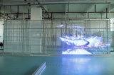 Visualizzazione di LED trasparente di colore completo