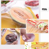 Hot Sale Multi couvercle alimentaire de la taille de film transparent en silicone