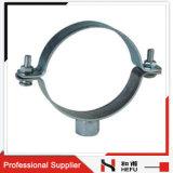 Morsetto poco costoso della sella del tubo del ghisa del metallo di prezzi degli accessori per tubi