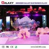 Visualizzazione locativa dell'interno/esterna di HD LED video per l'evento, affitto con di alluminio la pressofusione