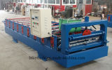 Rolo automático do painel de parede 900 que dá forma à máquina