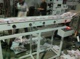 Machine d'impression d'étiquettes adhésives 5 couleurs avec 5 UV