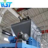Métallurgie industrielle Shredder déchiqueteuse en acier robuste