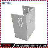 Cadre de commutateur électrique de petite d'acier inoxydable en métal jonction de pièce jointe