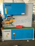 Trabajadores para corte de metales hidráulicos del hierro de la máquina y punzonadora del hierro