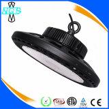 lumière élevée de compartiment d'UFO DEL de 100W 150W 200W avec le contrôleur de régulateur d'éclairage de Dali