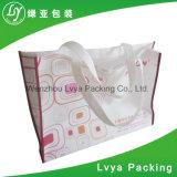 Saco de Não Tecidos laminado grossista com logotipo personalizado para compras