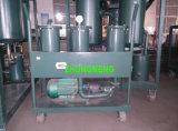 O petróleo usado portátil de Jl recicl a unidade, máquina poluída da limpeza do petróleo