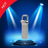 Vrij pas de Aandrijving van de Flits van het Metaal USB 2.0 van de Hoge snelheid van het Embleem en van de Hoogste Kwaliteit aan