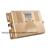 Répéteur mobile à deux bandes de signal de la servocommande 900/1800MHz de signal