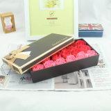 Rectángulo de empaquetado de papel del chocolate del regalo del chocolate de la suposición de la categoría alimenticia para el embalaje del caramelo/de la torta