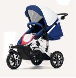 RAHMEN-Baby-Spaziergänger des neuen Entwurfs-2017 Aluminiummit europäischem Standard