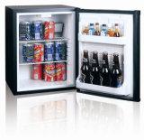 Orbita hôtel silencieux de haute qualité Minibar avec verre / Blakc porte à la salle de séjour Cabinet