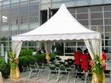 Tienda de la boda del partido de la pagoda Pagoda Pagoda estructura de la tienda de aluminio del partido de jardín de la pagoda de piedra