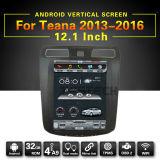 Navigation de panneau/véhicule DVD GPS d'écran tactile de ZESTECH OEM/ODM pour Nissans Teana 2013-2016