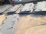 Porta de aço inoxidável marinha / porta estanque de aço para barco