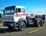 アフリカの熱い販売! 6X4 POWERSTARのトラクターヘッド