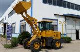 China Fabricación pequeña cargadora de ruedas 3t para la venta