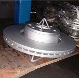 Rotor de disque de frein (4351260130 4351260170) pour Toyota Land Cruiser Prado