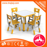 도매 데이케어 가구 학교를 위한 플라스틱 테이블 의자