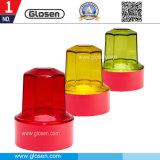 작은 아BS 단 하나 물개 저장을%s 플라스틱 다채로운 우표 상자