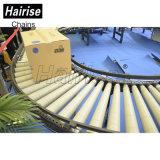 Sistema de transporte de rolo de Hairise para o transporte da caixa