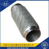 Slang van de Blaasbalgen van het Metaal van het roestvrij staal 304/316L de Universele