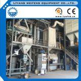 China Línea de pellets de alimentación animal / Pellet Mill