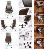 Silla Diseño Boss Oficina de lujo ejecutivo de cuero genuino cuero silla de oficina Silla de oficina de la PU