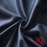 Черный щетки полиэфирная ткань велюр диван/Hometextile