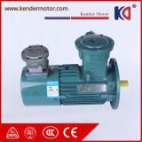 Velocidade da conversão de freqüência Yvbp-80m1-4 que regula o motor elétrico da C.A.