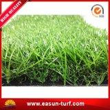 Gazon synthétique artificiel d'herbe de jardin pour la décoration à la maison