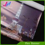 Impressão de materiais publicitários Vinyl Flex Banner