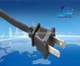 Art-Extensions-Netzkabel-Stecker UL-markierter USA